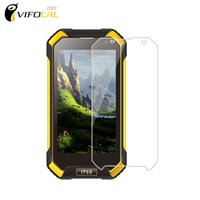 Atacado-Blackview BV6000 temperado vidro 4.7 polegadas 100% Original Premium Screen Protector filme para Blackview BV6000S telefone móvel