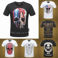 Wholesale New Arrival Shorts - 2017 new arrival style famous brand design mens t shirts top quality fashon cotton tshirts men tshir