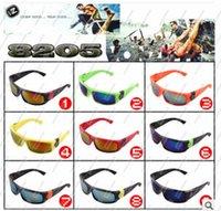 Wholesale American Pilots - Hot Sale American Style Fashion big frame Sunglasses VZ Sports Eyewear Driving Sunglasses 8205 10PCS free ship