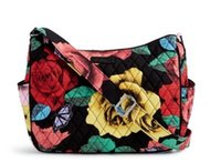 Wholesale Girls Clear Purses - VB Cotton CrossbodyOn the Go Crossbody Bag Shoulder Bag Purse Satchel Messenger Handbag