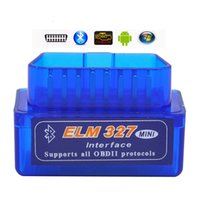 Wholesale Toyota Diagnostic Tool Price - 100pcs Lot Lowest Price Best v2.1 Super Mini Wifi ELM327 OBD 2 II Car Diagnostic Tool For IOS   Android   PC Wifi