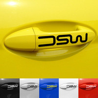 Wholesale wrc stickers - Wholesale WRC world cross-country rally the handle post car converted personality reflective stickers 2017 Bumper stickers