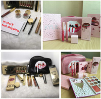 Wholesale Wholesale Cupcake Mix - DHL Kylie Makeup Cosmetics 20birthday collection the birthday gold bundle the limited edtion birthday collection Twenty liplit cupcake queen