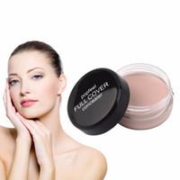 Wholesale orange chocolate sticks - Wholesale-popfeel Hide Blemish Face Eye Lip Creamy Concealer Stick Make-up Concealer Cream top quality