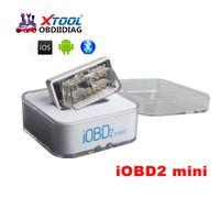 Wholesale Xtool Iobd - Original Xtool IOBD MINI Bluetooth OBD2 Interface Works On Android IOS XTool IOBD2 MINI Better than ELM327
