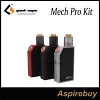 Wholesale Pro Circuit - Geekvape Mech Pro Kit Mech Pro Mod with 3ML Medusa RDTA Tank Gold-plated Brass Hardwired Circuit System with interchangeable Cover Plates