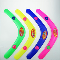 Wholesale Wooden Whistles Wholesale - V-shaped boomerang with whistle Boomerang Outdoor Sports Toys #hhh#