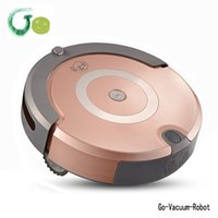 Wholesale Vacuum Dryer Design - New Design remote control Mini Ultra-thin Quiet Lithium Battery Robot Vacuum Cleaner Household for Home