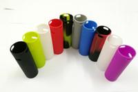 силиконовый чехол оптовых-Vape Pen 22 силиконовый чехол рукав, защитный чехол для Vape Pen 22 mod vs Alien 220W AL85W, красочный защитный чехол