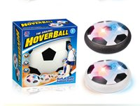 Wholesale Suspension Air - LED Suspension Football Indoor Sport Levitate Football Toys Air Power Soccer Ball For Parent-child Interaction Decompression Toy