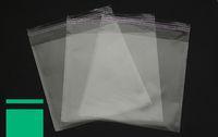 gedruckte selbstklebende plastiktüten großhandel-Sonderangebot Thick OPP Plastiktüten Transparent Selbstklebende Druck- und Verpackungsbeutel für Universalverpackungen, die individuell angepasst werden können