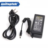 Wholesale Dc 48v - High quality TO AC 100V-240V Converter Adapter DC 48V 2A 96W Switching Power Supply Charger DC 5.5mm US EU UK AU