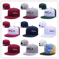 Unisex order animals - HOTSummer Hotsale Cheap Men s Baseball Caps RVCA Snapbcks Women s Caps Fashion Snapbacks Sports Hats Mix Order