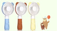 Wholesale Portable Personal Fans - NEW Portable Handheld Mini Fan Battery Operated Cooling Fan Electric Personal Fans Desktop Fans for Home and Travel