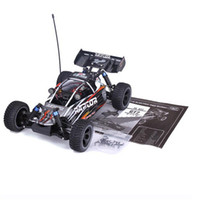 Wholesale Brushless Buggy Rtr - Wholesale- FS Racing 53632 Brushless 1 10 4WD EP&BL BAJA Buggy RTR Rc Car With 7.2V 1800mAh Ni-MH battery