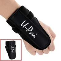 Wholesale Tool Train Wrist - Wholesale- New Golf Wrist Support Band Braces Swing Gesture Alignment Training Aid Golf Wrist Protection Golf Practice Tool