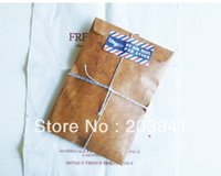 Wholesale mm New vintage kraft paper envelopes antique kraft gift envelope