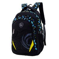 çocuk sırt çantaları toptan satış-2017 Yeni Çocuk Okul Çantası Yüklerini Hafifletmek Unisex Çocuklar Sırt Çantası Rahat Çanta Sırt Çantaları Genç Okul çantası Için