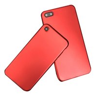 Wholesale Packaging Case Products - 2017 Chinese Red Case Cellphone Case Product Red Special Edition Full Coverage 360 Degree with Opp Bag Package