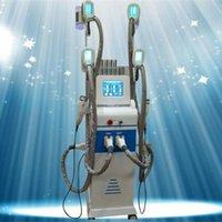 Wholesale Cavitation Radio Frequency Machines - Free shipping fat freezing machine cavitation rf slimming lipo laser Radio Frequency fat reduction slimming beauty equipment