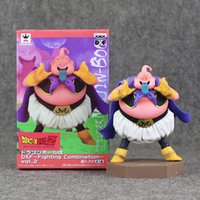 Dragon Ball Majin Buu Pvc Action Figures 13 cm Dragon Ball Z Collection Modèle Jouet Poupée Figuras Dbz Dragon Ball Majin Buu Pvc