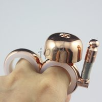 Wholesale Cheapest Gold Rings - Runbell Rings Ringer Rendezvous Outdoors Sports Racing Artifacts Fashion Leader Fashion Ring Bells Creative Gifts cheapest DHL 200pcs