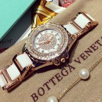 Hot Sale Sexy Fashion Women Watches New Design Strass de luxe Hardlex Quartz Watch Trendy Ladies Personality Ceramic Dress Wrist Watch