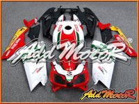 Wholesale Addmotor Injection Mold Fairing For Aprilia RS125 RS Red White Green A1212