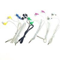 Wholesale Epad Phone - Headset Headphones 3.5mm in-ear earphone earplug for epad Mid phones mp3 mp4 1500pcs lot free shipping