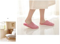 Wholesale New House Cleaning Mop - New Arrival House Bathroom Floor Cleaning Mop Dust Cleaner Slippers Detachable Floor Wipe Striped Chenille Lazy Shoes Cover