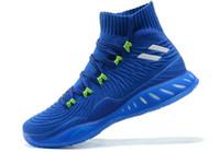 Wholesale Crazy Ups - 2017 new 3D men crazy explosive boost Basketball Shoes,fasion Sneaker Boost Beige,Men Sneaker Sportwear,MenS popular Sports Running Shoes