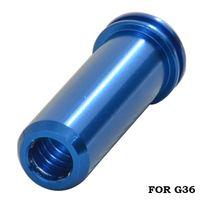 Wholesale Nozzle Ring - SHS CNC Aluminum O-ring Air Super Seal Nozzle for M4 M16 G36 G36c M14 AK MP5 Series Airsoft AEG Gun Accessories