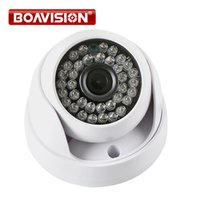 Wholesale Cctv Dome Ir - HD 720P 1080P Mini CCTV AHD Camera Dome Security Video Surveillance 2MP IR 20M Night Vision 3.6mm lens 1.0MP AHD Cameras