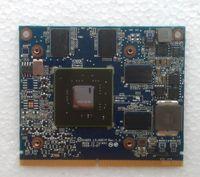 Wholesale Video Fx - LS-4951P N10P-GLM-A3 595821-001 Quadro fx880m FX 880M DDR3 1GB VGA Video Card For 8540P 8540W