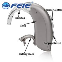 Wholesale Resound Hearing - Power Ear Sound Voice Amplifier MY-26 Feie 8 Channel Hearing Aid Profound Resound For Tinnitus Free Shipping