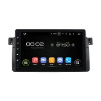 9 '' Quad Core Android 5.1 Car DVD Player Multimídia para BMW M3 (1998-2005) / E46 (1998-2005) Com Radio Estéreo Mapa GPS
