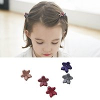 Wholesale Imported Hair - Hair Accessories Korea imported ornaments children baby trumpet caught hair clip hair clip small edge folder hairpin