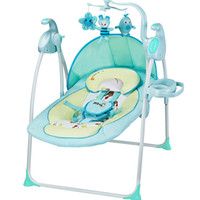 Wholesale Electric Baby Rocking - Hot sell Baby rocking chair Electric baby cradle bb bed Multi function Portable Luxury and fashion