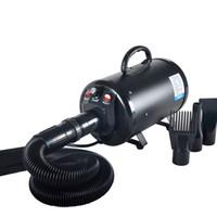 Wholesale Dog Hair Machine - High Power Pet Blowing Machine Mute Dog Hair Dryer High Quality Large Dog Dedicated Blower Dryer