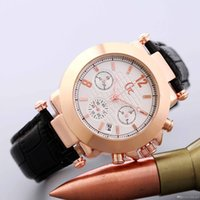Wholesale Simple Men Watch - Watches aaa Men Luxury Brand watch girls Simple Wristwatch Chronograph for men with Patterned Bands