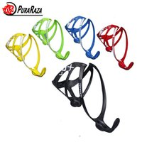 Wholesale Mountain Bike Bottle Cages - PURARAZA bicycle cycling Full carbon bottle holder carbon cage Road Mountain Bike bottle cage 750 ml bicycle accessories