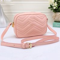 Wholesale Quilted Black Purse - women shoulder bags fashion designer messenger bags flap quilted bag luxury brands crossbody bag small leather handbags ladies purse