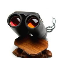 Wholesale Wholesale Optical Bags - Pocket Sakura Binoculars, 30 x 60 Zoom Optical Binocular Telescope 126m-1000m Black Color With Storage Bag