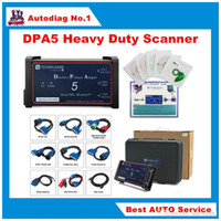 Wholesale Professional DPA5 Dearborn Portocol Adapter Heavy Duty Truck Scanner dpa auto diagnostic tool Without Bluetooth