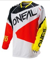 Wholesale Off Road Neck - Cycling 2017 risposta rock star moto jersey mx cycling off road Mountain Bike DH Bicicletta Jersey DH BMX Motocross jersey 5 st