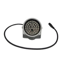 La plus récente IR Illuminator Night Vision 850NM infrarouge 48 LED IR Light pour CCTV Caméra de sécurité