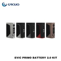 Wholesale Evic Original - Joyetech eVic Primo 2.0 TC Box MOD 228W Output 2.0A Quick Charge Battery Upgradeable Firmware ecig mods 100% Original