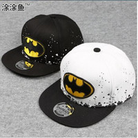 Wholesale Wholesale Childrens Products - New Product Fashion Kids Case Tops Cover Cartoon Snapback Caps, Flat Brim Child Baseball Cap, Embroidery Childrens