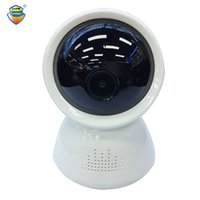 Wholesale Hd Infrared - For Free Shipping V380 Full-HD 1080P WIFI IP Camera Infrared Indoor Dome IR-Cut Two Way Talk Surveillance Onvif Camera