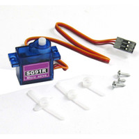 Wholesale Rc Helicopter Micro - Mini SG91R 9G Micro Servo Upgrated SG90 for RC Helicopter Airplane Robot Car